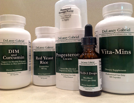 Health Supplements Image